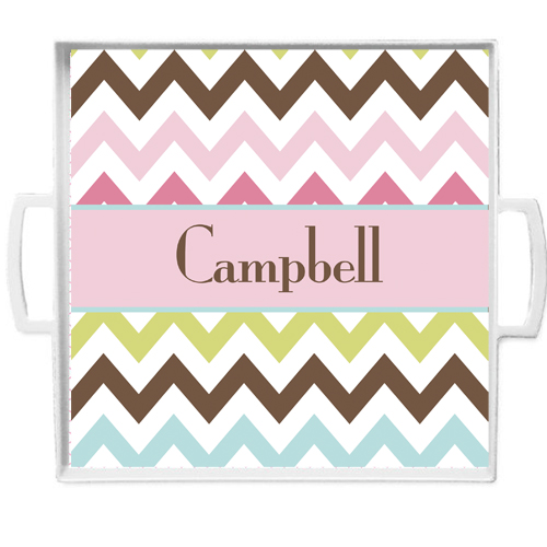 Tray-Spring Large Chevron