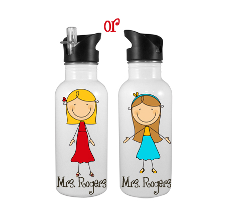 Water Bottles-Teacher 2 samples